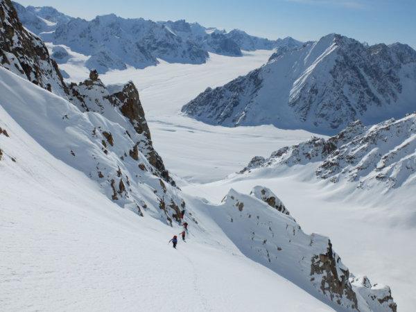 Greenland Stauning Alps