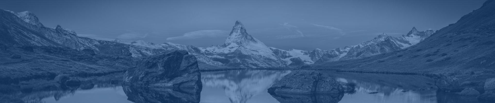 Header Image - Matterhorn Panorama (Blue)